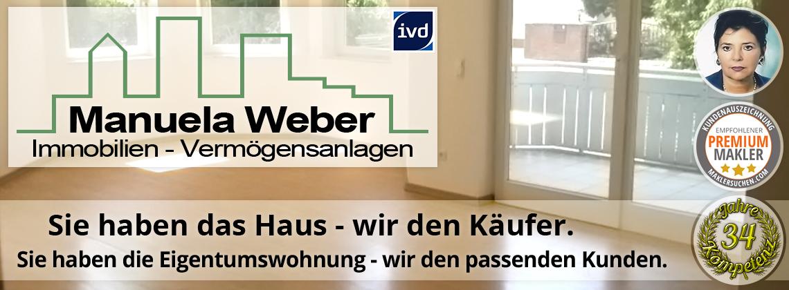 Manuela Weber Immobilien-Vermoegensanlagen